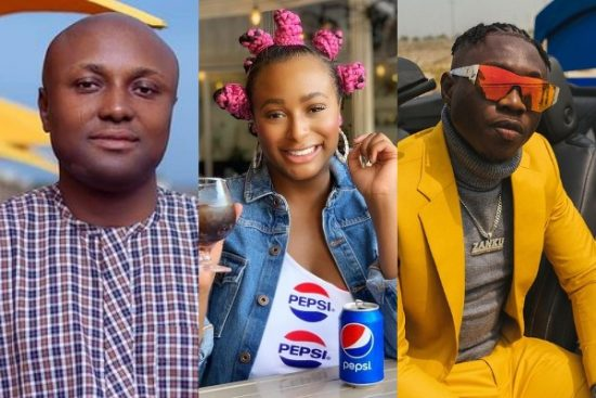 Isreal DMW explains why Zlatan reportedly blocked DJ Cuppy