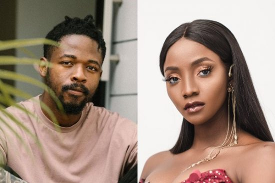 Simi reacts as Johnny Drille complains of people who turn off their whatsapp read reciept