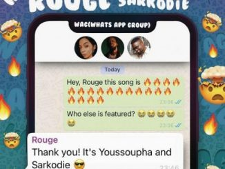 Rouge WAG Mp3 Download