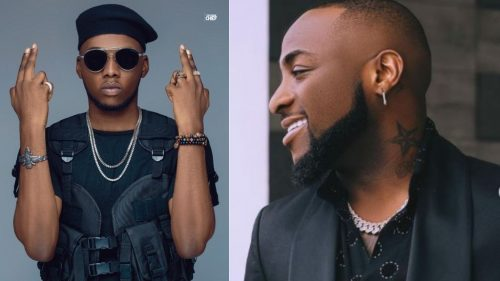 """Victor AD Brings Down Speculations That He Wrote """"Jowo"""" For Davido"""
