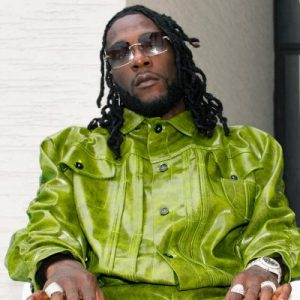 Burna Boy Becomes First Nigerian With A Certified Silver Album In UK